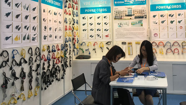 Hong Kong Exhibition in October 2017